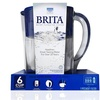 Brita 6-Cup Color Series Water Filter Pitcher