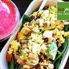 Salad, Wrap, Puku or Kebab