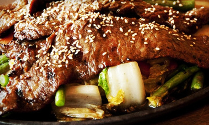 ThaiDeelish Restaurant - Ashburn Farm: $20 for $40 Worth of Thai Fare at ThaiDeelish Restaurant in Ashburn