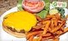 Three Pints Brewing Co - Plainfield: $10 for $20 Worth of Burgers and More at Three Pints Brewpub in Plainfield