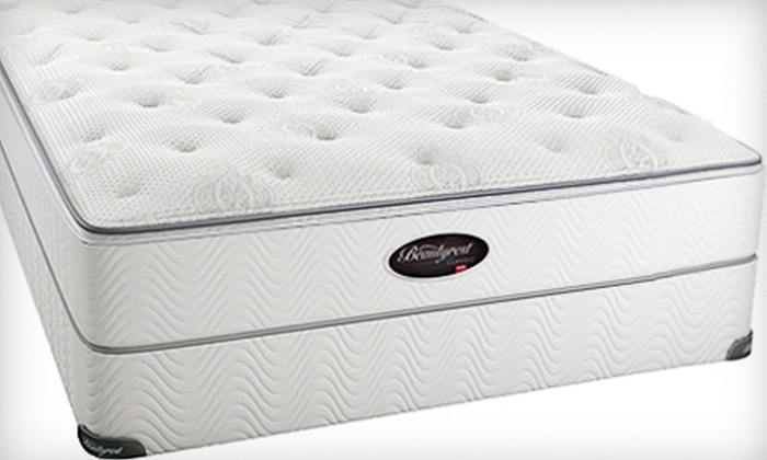 Bedroom & More - Multiple Locations: $25 for $100 Toward a Mattress at Bedroom & More