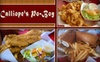 The Cajun Stop - Downtown: $5 for $10 Worth of Cajun Fare at Calliope's Po-Boy