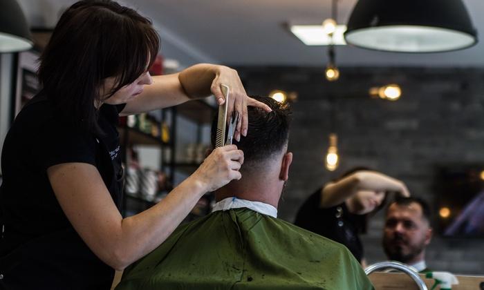 Strzyżenie Brody I Włosów Rynkowa 30 Barber Shop Groupon