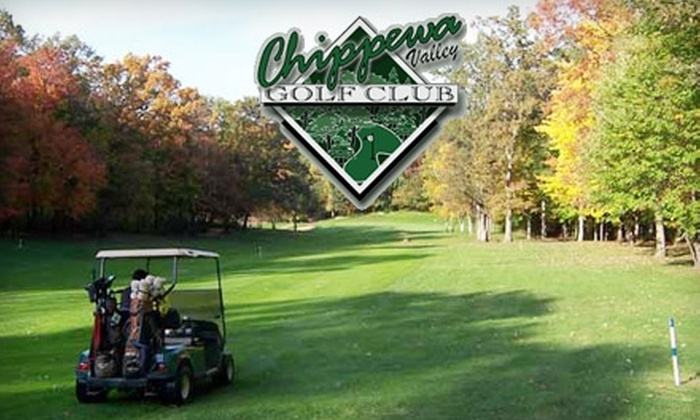 Chippewa Valley Golf Club - Menomonie: $23 for a Round of Golf, Cart Rental, and a Bucket of Range Balls at Chippewa Valley Golf Club in Menomonie (Up to $49 Value)