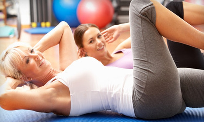 Brooklyn Bad Ass Fitness - Multiple Locations: 10 or 20 Boot-Camp Classes or 20 Boot-Camp Classes with Meal Plan at Brooklyn Bad Ass Fitness (Up to 73% Off)