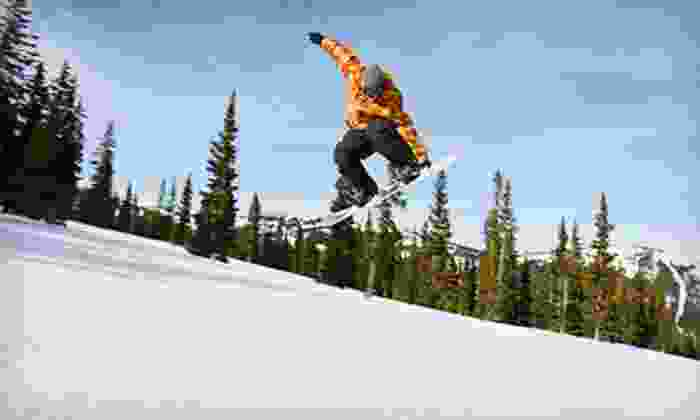 Clear Fork Resort - Butler: Tubing, Skiing, or Snowboarding Lift Pass at Clear Fork Resort in Butler (Up to 52% Off). Four Options Available.