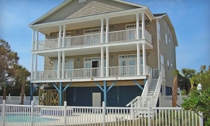 James W. Smith Real Estate - Columbia: $1,700 for a One-Week Beach-Home Rental in Pawley's Island from James W. Smith Real Estate ($3,405 Value). 19 Weeks Available.