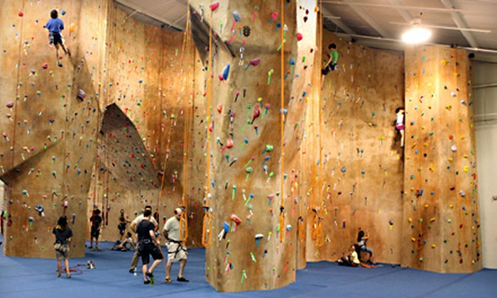 The Gravity Vault - Multiple Locations: Rock Climbing and Belay Certification for One or Two, Private Climbing Session for Up to Four, or Kids' Climbing Classes at The Gravity Vault