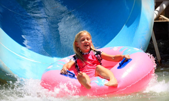 Breakers Water Park - Marana: $12 for a One-Day Pass and Large Soft Drink at Breakers Water Park in Marana ($24.30 Value)