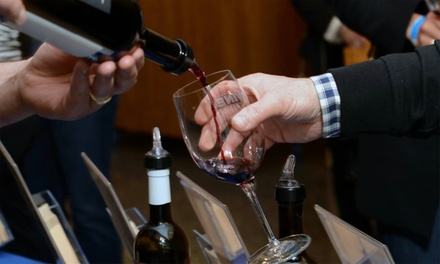 General or VIP Tickets for One or Two to Susquehanna Valley International Wine Festival on May 4 (Up to 32% Off)