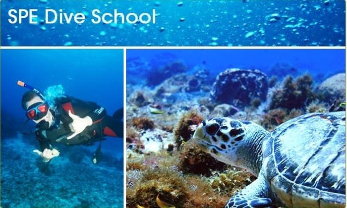 SPE Dive School, LLC - Washington DC: $25 for Three-Hour Scuba Experience from SPE Dive School, LLC