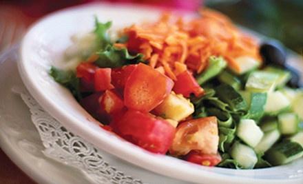 $24 Groupon for Italian fare - Sammio's Italian Restaurant in Fayetteville