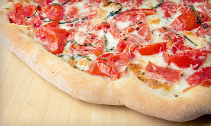 Pomodoro's Ristorante Italiano - Vermillion Hills: Italian Fare for Two or Four at Pomodoro's Ristorante Italiano in Levittown (Up to 58% Off)