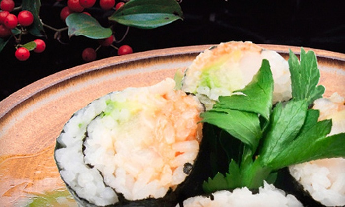 Shogun Japanese and Chinese Bistro (Brighton) - Saint Clair Shores: $15 for $30 Worth of Hibachi Fare and Sushi at Shogun Chinese and Japanese Bistro in St. Clair Shores