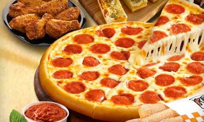 Little Caesars - Wethersfield: $5 for $10 Worth of Pizza, Wings, and More at Little Caesars in Wethersfield