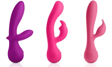 Jimmyjane Silicone Flexible Rechargeable Rabbit Vibrator Collection 4fdd7752-0209-11e8-adcd-00259069d868