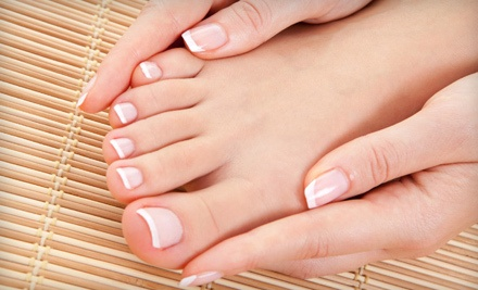 Mani-Pedi Package (a $50 value) - Gettin Polished in Oak Ridge