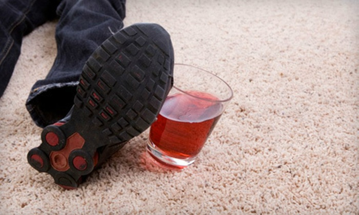 Cantone II Carpet Cleaning - Pine Acres: $59 for Carpet Cleaning up to 2,000 Square Feet from Cantone II Carpet Cleaning ($120 Value)