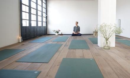5 of 10 Ashtangayogalessen bij Lila Yoga in Haarlem