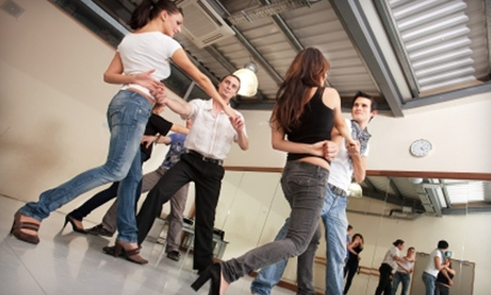 Shall We Dance - Tucson: $15 for Two Half-Hour Private Dance Lessons Plus Optional Group Class and Party at Shall We Dance ($80 Value)