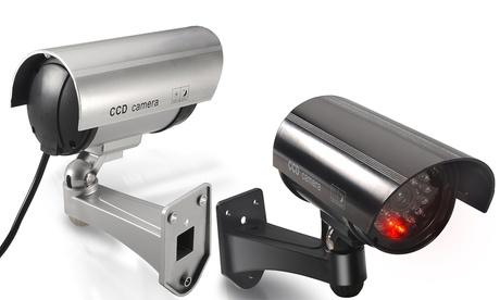 1 o 2 réplicas de cámara de seguridad