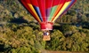 Dream Flights Hot Air Balloons: $140 for a Weekday Hot Air Balloon Ride ($280 Value) or $170 for a Weekend Ride ($340 Value) from Dream Flights USA
