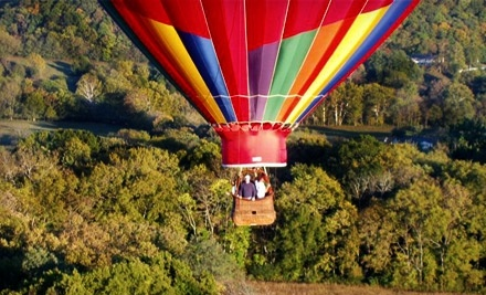 Dream Flights USA: Weekday Hot Air Balloon Ride for 1 Person - Dream Flights USA in