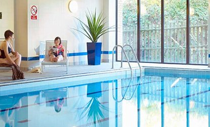 image for Spa Pass with Two Treatments, Drink and Pastry for One or Two at The Hampshire Court Hotel