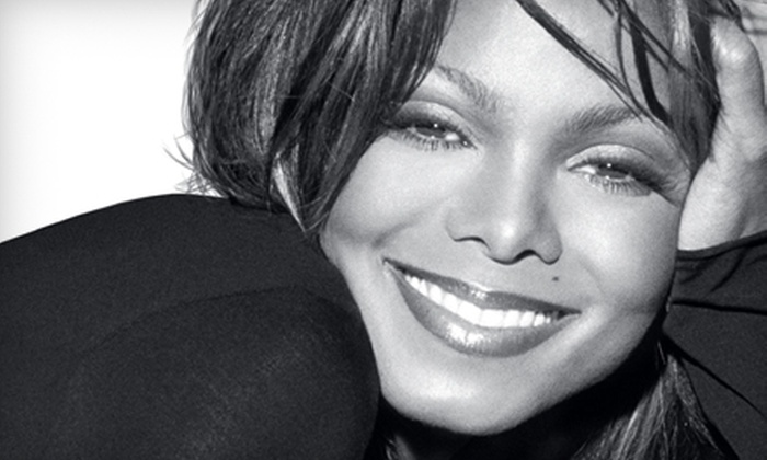 Janet Jackson - Kansas City: Two Tickets to See Janet Jackson at Starlight Theatre on August 22 at 9 p.m.