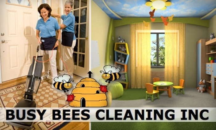 Busy Bees Cleaning Inc. - Indianapolis: $60 for Two-Hours of Professional House Cleaning from Busy Bees Cleaning Inc. (Up to a $125 Value)
