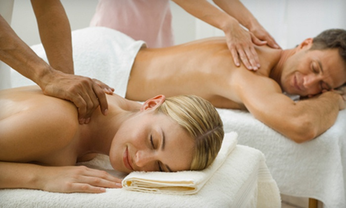 Allure De Vie Salon & Day Spa - Edison Park: Spa Package with Swedish or Deep-Tissue Massage, Facial, Spa Pedicure, and Champagne and Strawberries for One or Two at Allure De Vie Salon & Day Spa
