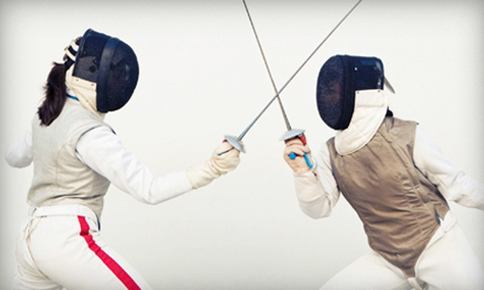 Fresno Fencing Academy - Hoover: $29 for a Four-Week Introductory Fencing Course at Fresno Fencing Academy ($75 Value)