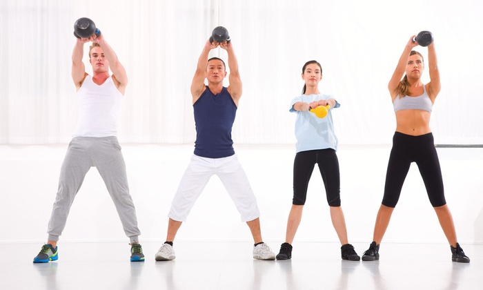 Agoura Karate - Reyes Adobe: Up to 75% Off Kettle Bell Classes at Agoura Karate