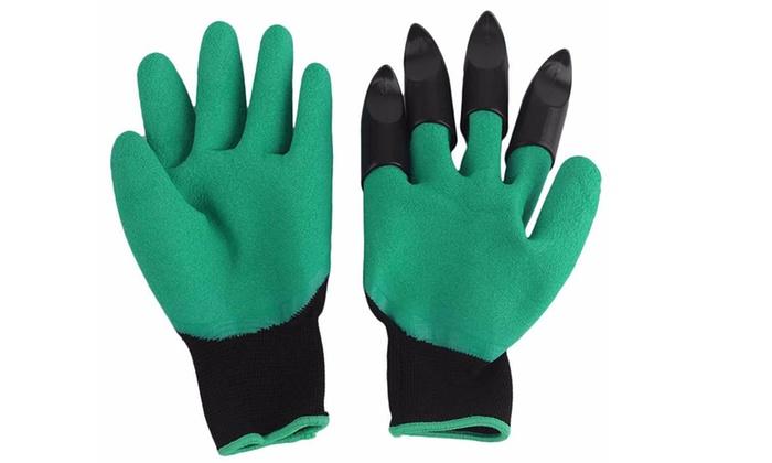 Garden Claw Gloves 1 Pair Groupon