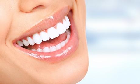 Kosmetisches Zahn-Bleaching im Figur und Rückenzentrum Herbst Halle