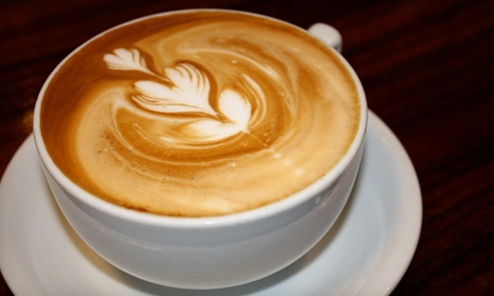 Perugino - Downtown: $7 for $15 Worth of Café Drinks, Desserts, and More at Perugino