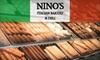 Ninos Italian Bakery - Menomonee Meadows: $7 for $15 Worth of Italian Fare at Nino's Italian Bakery