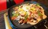 2名分~|4種から選べる韓国料理コース7品+飲み放題