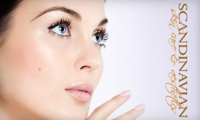 Scandinavian Skin Care & Aesthetics - Queen's Park: $48 for Organic Facial at Scandinavian Skin Care & Aesthetics ($96.05 Value)