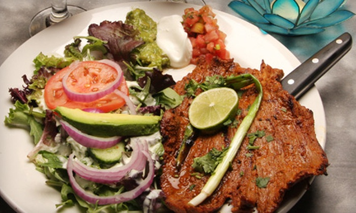 Memo's Mexican Cuisine - Concord: $10 for $20 Worth of Mexican Fare and Drinks at Memo's Mexican Cuisine in Concord
