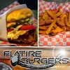 $8 for Flatire Burgers and More in Edmond