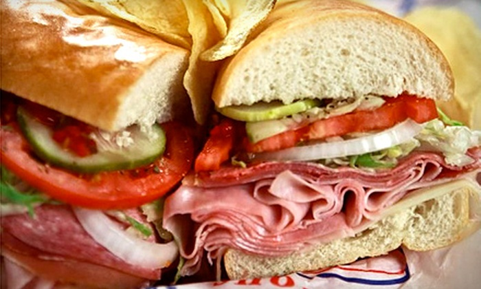 Lennys Sub Shop - Multiple Locations: $7 for $14 Worth of Subs at Lenny's Sub Shop