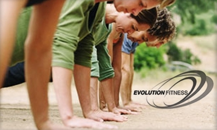 Evolution Fitness - Downtown Toronto: $30 for 30 Days of Boot-Camp Classes from Evolution Fitness ($199 Value)