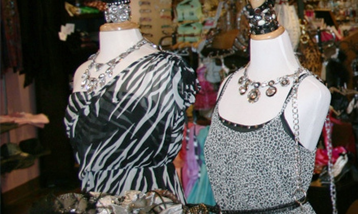The Spoiled Girl - Shelby Township: $15 for $30 Worth of Boutique Jewelry, Clothing, and Handbags at The Spoiled Girl in Shelby Township