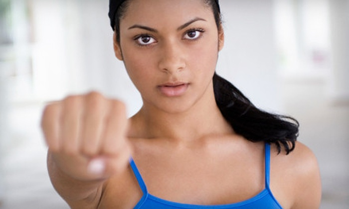 In Charge Self Defense - Sasaktoon: $49 for 10 Drop-In Women's Self-Defence Classes at In Charge Self Defense ($100 Value)
