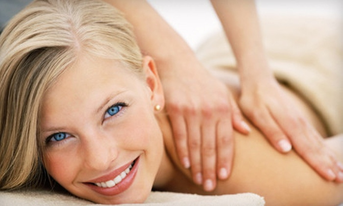 Upscale Cuts and Nails  - Northeast Arcadia Lakes: 30-, 60- or 90-Minute Swedish Massage at Upscale Cuts and Nails (Up to 57% Off)