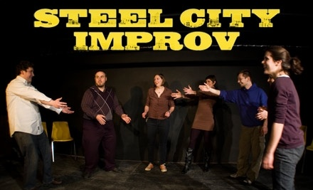 Steel City Improv Theater: Four-Week Level-Zero Intro Improvisational Class - Steel City Improv Theater in Pittsburgh