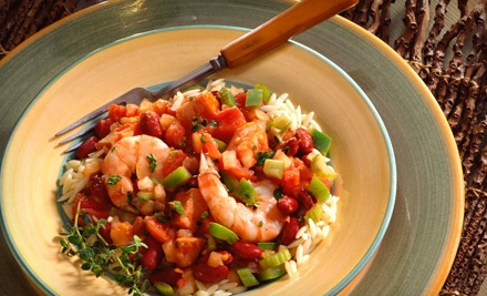 $30 Groupon for Lunch at Bourbon Street - Bourbon Street in Bayside