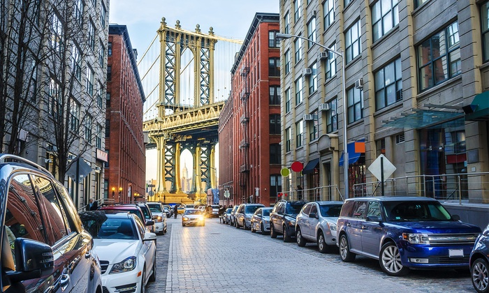 Best Tours (New York) - Best Tours (New York): DUMBO Food Tour of New York for One, Two, or Four from Best Tours (Up to 60% Off)