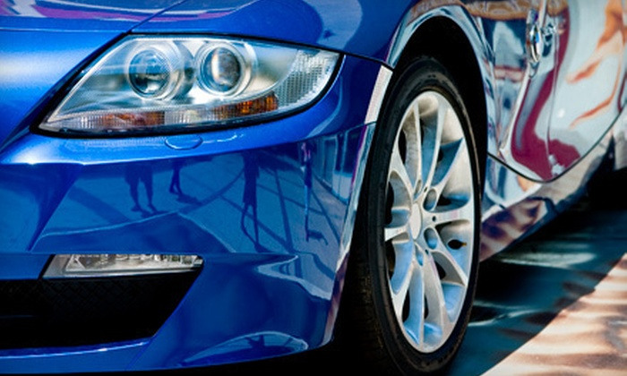 Majestic Car Wash - Coral Ridge: $55 for 10 Full-Service Car Washes at Majestic Car Wash ($115 Value)
